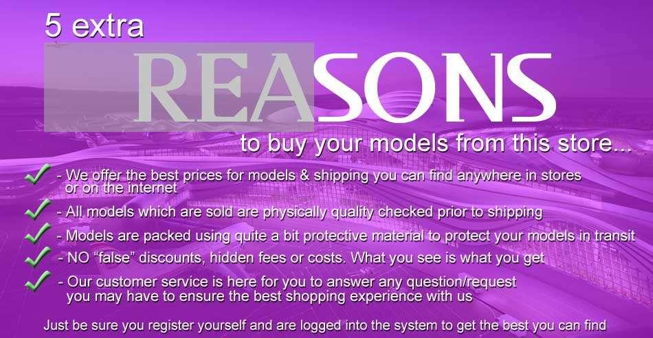 5 extra reasons to buy at arcunia.com
