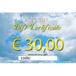 """Gift Certificate """"Silver"""""""
