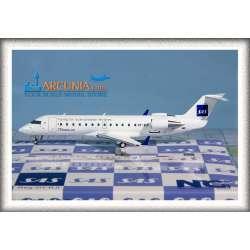SAS - Cimber Sterling Bombardier CRJ-100LR...