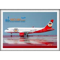 """Air Berlin Airbus A320 """"Fan Force One - D-ABFK""""..."""
