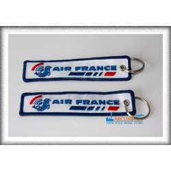 Air France - Old - Custom Embroidered Keychain...
