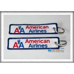American Airlines - Old - Custom Embroidered...