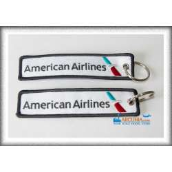 American Airlines - New - Custom Embroidered...