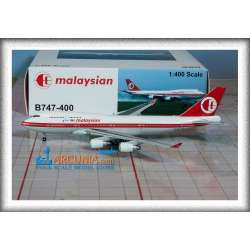 """Malaysia Airlines Boeing 747-400 """"Retro -..."""