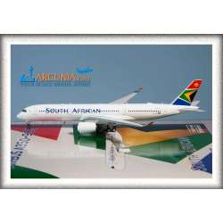 "South African Airways Airbus a350-900 ""ZS-SDC""..."