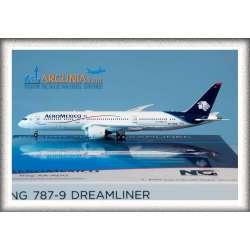 "Aeromexico Boeing 787-9 Dreamliner ""XA-ADG"" 55048"