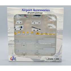 "Airport Accessories ""20 Parts Package"" JCGSESETA"