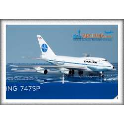 "Pan Am Boeing 747SP ""N540PA"" 07006"