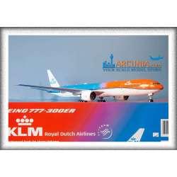 "KLM Boeing 777-300ER ""Orange Pride - PH-BVA""..."