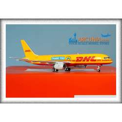 """DHL Boeing 757-200(PCF) """"Thank You - G-DHKF""""..."""